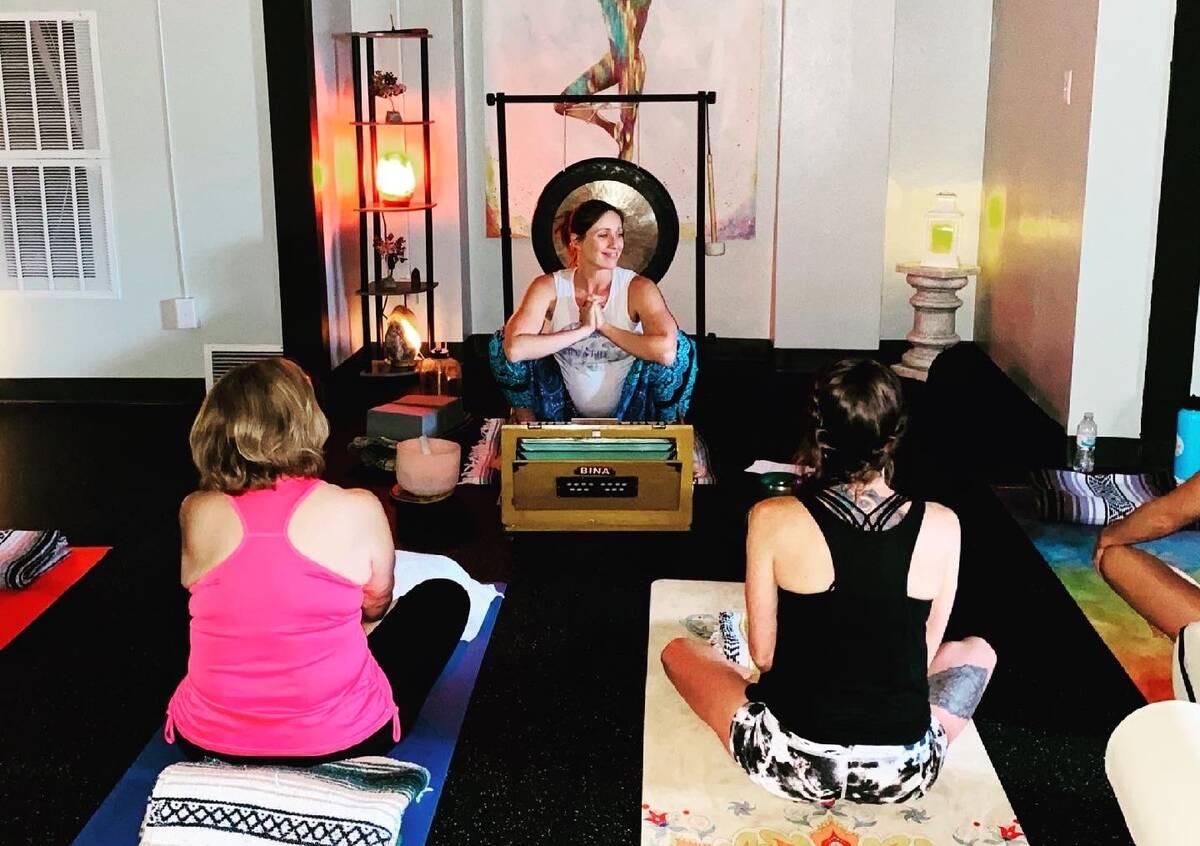 Sound Healing Meditation - Lotus Room Yoga