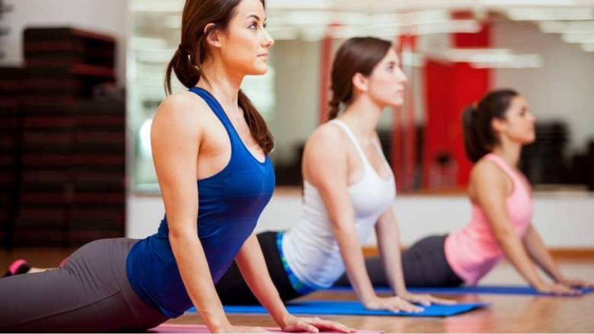 Strength Training Drills - Lotus Room Yoga