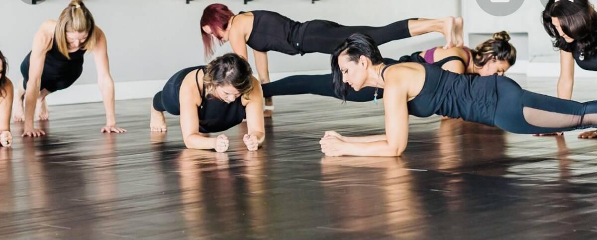 Heated Bodyweight - Lotus Room Yoga