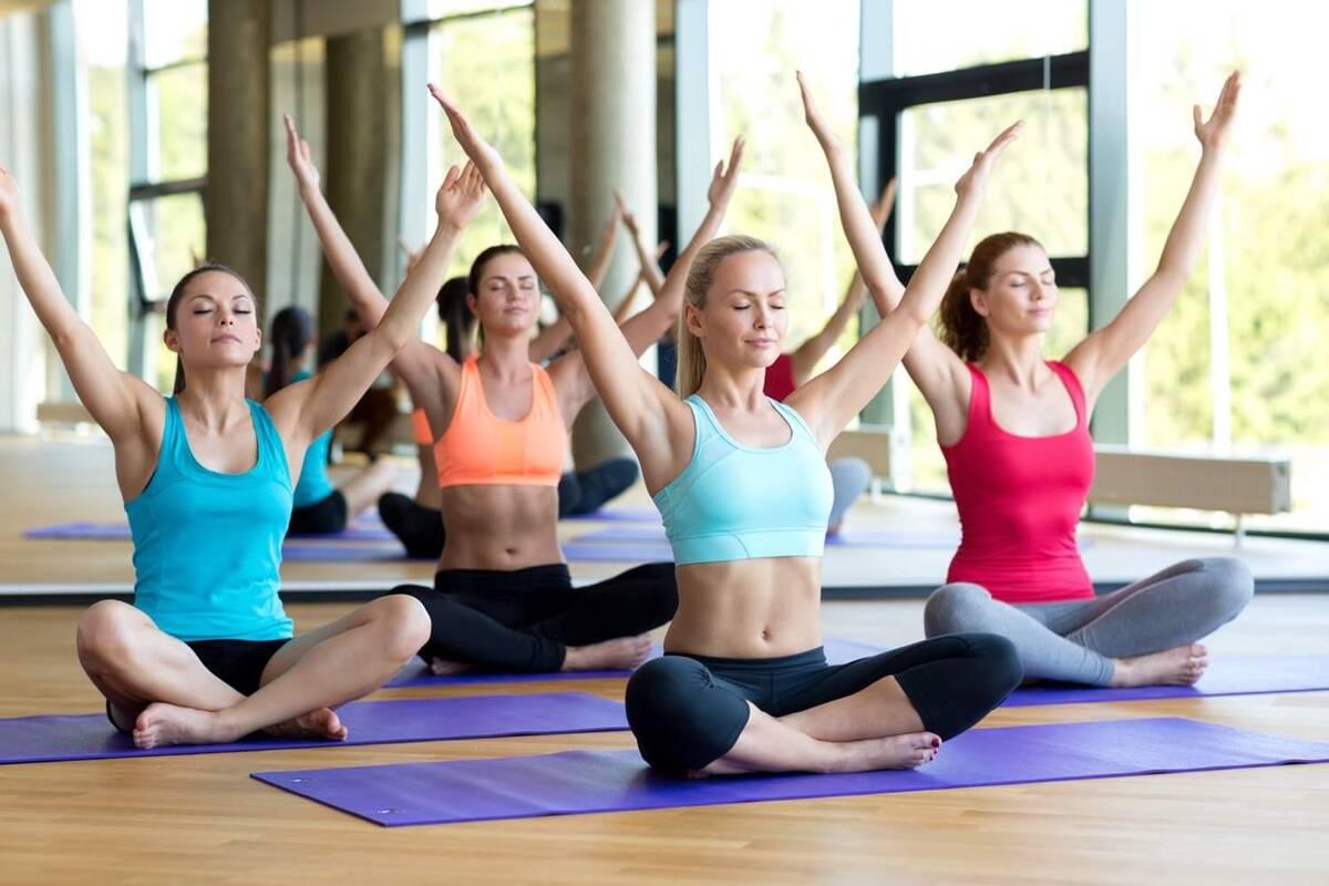 Yoga Shape Up - Lotus Room Yoga