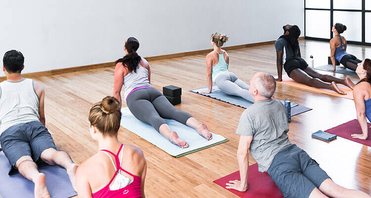 BikYasa Hot Yoga - Lotus Room Yoga