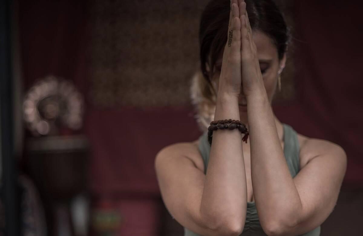 Restorative Yoga - Lotus Room Yoga
