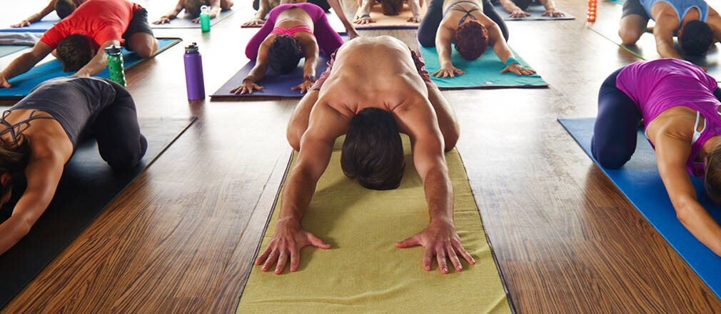 Hot Fusion Flow - Lotus Room Yoga