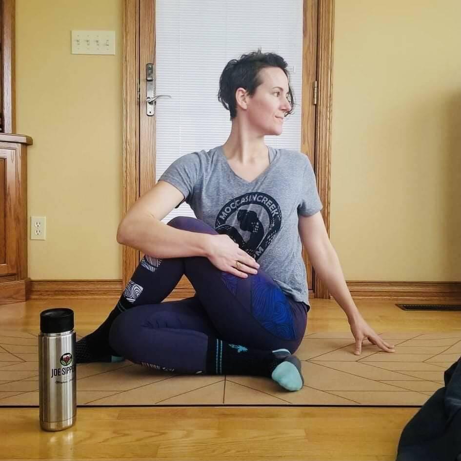 Erin Goldstein - Lotus Room Yoga